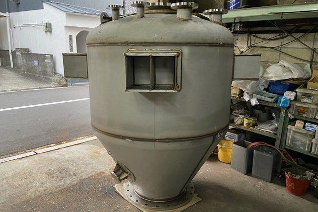 第二種圧力容器(Φ1400)