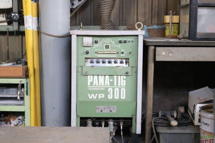PANA-TIG WP300